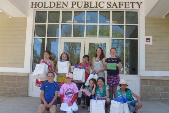 6 May 2013 Holden Public Safety